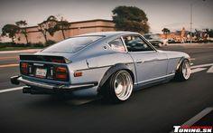 Nissan // Datsun 260Z on CCW Classics. Mmm.