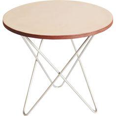 Mini O sivupöydät, luonto ryhmässä Huonekalut / Pöydät / Sivupöydät & Apupöydät @ ROOM21.fi (112743)