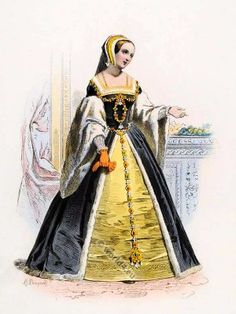 Renaissance fashion history in the Reign of Francis I. 1515 to Mode Renaissance, Renaissance Costume, Renaissance Fashion, 1500s Fashion, Italian Renaissance, Historical Costume, Historical Clothing, Historical Dress, French Fashion
