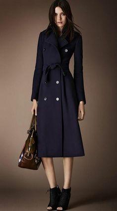 Pre-Fall: Burberry Prorsum - 2014 - Vogue Portugal