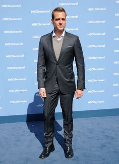Gabriel Macht at the 2016 NBCUniversal Upfront
