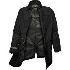 Helly Hansen Mens Stockholm Rain Coat Parka Black M Helly Hansen, Raincoat Outfit, Hooded Raincoat, Winter Outfits, Casual Outfits, Cochella Outfits, Black M, Waterproof Coat, Expensive Clothes