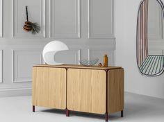 FRAME Sideboard by Bonaldo design Alain Gilles