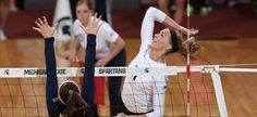 Reinig, Peterson Earn Big Ten Accolades - Michigan State Official Athletic Site