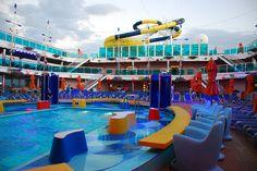 Carnival Dream Lido Deck