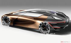 2017 Renault 'SYMBIOZ' Concept