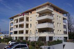 Anastacia - Nice (06) © Ecliptique / Laurent Thion Multi Story Building