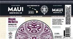 mybeerbuzz.com - Bringing Good Beers & Good People Together...: Maui Brewing Adding Mosaic Mo'Betta Double IPA Can...