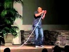 This one you don't have to read - just watch :) Francis Chan Rope Illustration- video - It is good for me to be constantly reminded of this