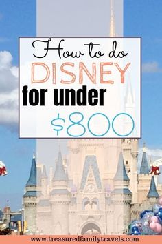 Looking for how to do Disney cheap? From tickets, to hotels, to airfare, doing Disney on a budget can be done. Whether it's just for two or with the kids, you can save money by using credit card travel miles and points to have a wonderful family vacation. Cheap Disney Vacation, Disney On A Budget, Disney World Vacation Planning, Disney Vacations, Trip Planning, Vacation Ideas, Disney Travel, Cheap Family Vacations, Disney World Tickets Cheap