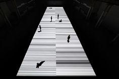 test pattern [nº6] : Ryoji Ikeda | EVENT SCHEDULE | SPIRAL WEB