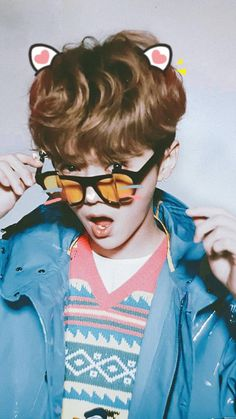 luhan Baby Lulu, Music Mood, Kris Wu, Flower Boys, Korean Artist, Cute Bunny, Korean Actors, Monsta X, Chanyeol