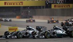 Lewis Hamilton: 'Sfidare Rosberg è come giocare a poker face up'