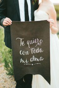 Spanish Inspired Shoot from Loft Photographie | Style Me Pretty | | I love You With All My Heart
