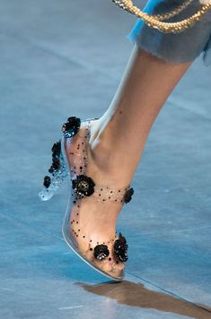 Dolce & Gabbana, Spring 2016 - The Fiercest Runway Shoes of Spring 2016 - Photos
