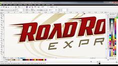 CorelDRAW® Tutorial   Creating Custom Lettering Effects