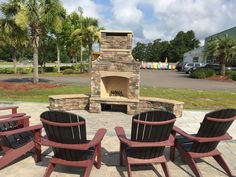 Superb 47 Best Fire Pits Outdoor Heaters And Outdoor Fireplaces Squirreltailoven Fun Painted Chair Ideas Images Squirreltailovenorg