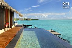 One & Only Reethi Rah Maldives - Water Villas with Pool http://www.doortomaldives.com/resorts/view/21