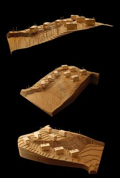Discover recipes, home ideas, style inspiration and other ideas to try. Architecture Model Making, School Architecture, Architecture Design, Architecture Visualization, Landscape Model, Landscape Plans, Cardboard Model, Plan Sketch, Model Maker