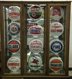 Original Gas Globes Collection