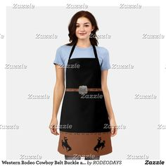 Western Belts, Western Wear, Cowboy Belt Buckles, Western Kitchen, Black Apron, Cowboy And Cowgirl, Leather Tooling, Rodeo, Westerns