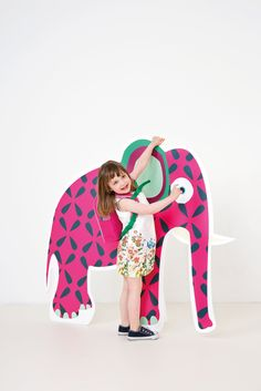 #Lässig 4 Kids • WILDLIFE Collection • #travel #zaino #valigia #trolley #bambini #kids #viaggiare #vacanza #elephant #elefante #animali