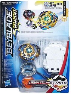 Discover Beyblade Burst Evolution SwitchStrike Starter Pack Fafnir for ages 8 YEARS+, and find where to buy this product. Arma Nerf, Goku, Beyblade Toys, Beyblade Cake, Papercraft Pokemon, Let It Rip, Spinning Top, Beyblade Burst, Toy Store