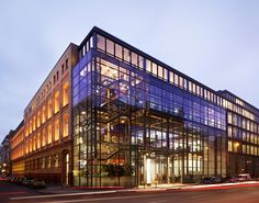 building berlin offices to open in 2014 - designboom | architecture & design magazine
