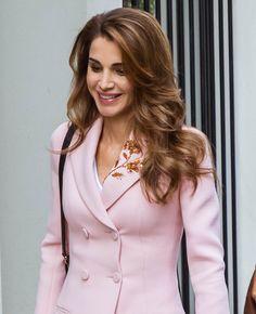 Queen Rania Belgium Tour 2016