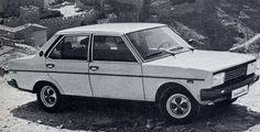 1979 Seat 131 Supermirafiori 1430