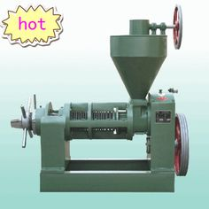 Screw Oil Press with Compact Design-Competitive Price Edible Oil, How To Make Oil, Rapeseed Oil, Peanut Oil, Press Machine, Making Machine, Machine Design, Sunflower Oil, Products