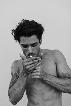 The Raw, Real Moments Journal is where you will find Kara Nixon Photography's most recent sessions. Passion Photography, Figure Photography, Male Photography, Pose Reference Photo, Body Reference, Drawing Reference Poses, Hot Guys Smoking, Man Smoking, Just Beautiful Men