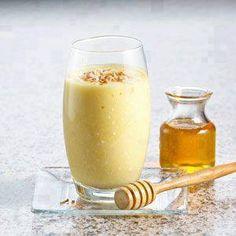 recipes: Pina Colada Power Honey Smoothie