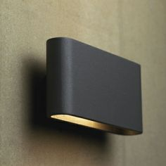 SOLO WALL LAMP - Designer Wall lights from Jacco Maris ✓ all information ✓ high-resolution images ✓ CADs ✓ catalogues ✓ contact information ✓. Interior Lighting, Home Lighting, Modern Lighting, Outdoor Lighting, Lighting Design, Lighting Ideas, Room Lights, Wall Lights, Outdoor Wall Lamps
