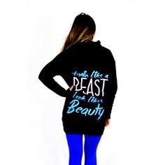 train like a beast..look like a beauty