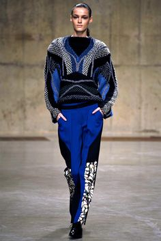 Peter Pilotto - Collections Fall Winter 2013-14 - Shows - Vogue.it