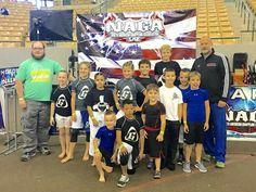 Guardian Lebanon martial arts,  kids competition team .
