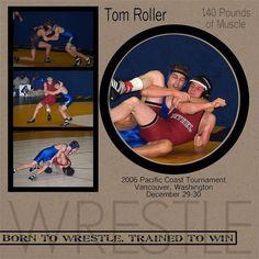 Wrestling Pictures - Scrapbook.com