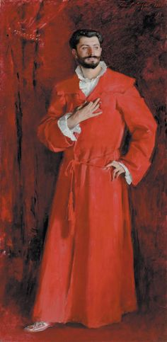 "At the age of fifty-one, with his work in high demand on both sides of the Atlantic, John Singer Sargent swore off painting portraits. He had been eager for some time to escape the confines of the studio, the pressures of multiple sittings, and society portraiture altogether. ""No more paughtraits,"" he wrote to a friend in 1907. ""I abhor and abjure them and hope never to do another especially of the Upper Classes."""