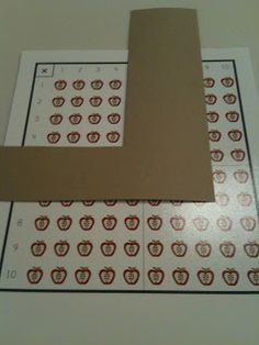 This little activity is based on a John Van de Walle idea. It's a great tool for those kiddos who are struggling with multiplicative thinki...