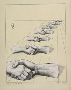 Max Ernst Une Semaine de Bonté