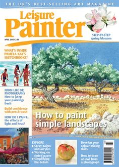 Catalog PDF magazines, easy search, many categories Kids Watercolor, Watercolour, Pdf Magazines, Pen And Wash, Spring Blossom, Selling Art, Funny Art, Art Activities, Journal Pages