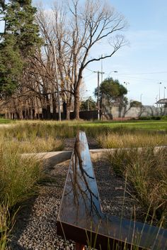 Edinburgh Gardens Raingarden by GHD Pty Ltd 04 « Landscape Architecture Works | Landezine
