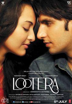 Lootera - Movie Poster #3