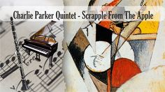Partitura Charlie Parker Quintet - Scrapple From The Apple 1 Duo Piano y...