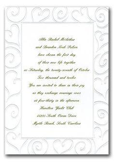 Wedding Invitations Catalogs