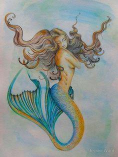 Mermaid~If you love something set it free...