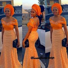 Beautiful Lace Long Gown Design for Ladies . Beautiful Lace Long Gown Design for Ladies Nigerian Lace Styles, African Lace Styles, African Lace Dresses, African Wedding Dress, African Fashion Dresses, Ghanaian Fashion, African Style, African Attire, African Wear