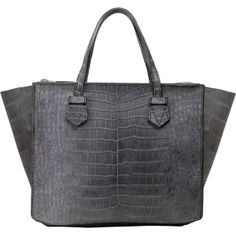 66f63f0e70c7 Moreau Croc Brégançon Zip Tote at Barneys.com Most Expensive Handbags