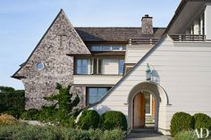 A New Long Island Beach House Embraces Shingle Style